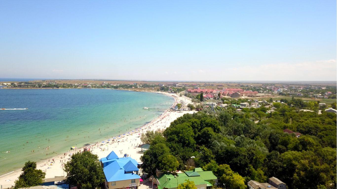Черноморское крым отдых фото